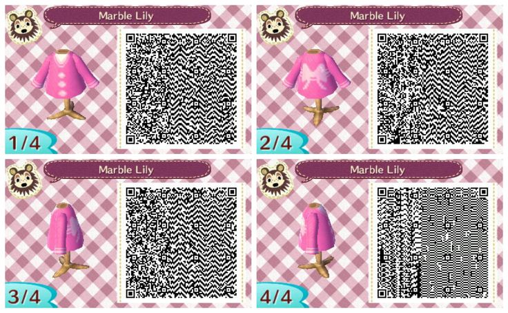 Animal Crossing Marble Design