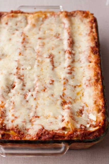 Lasagna recipe italian sausages love this and kinds for Different kinds of lasagna recipes
