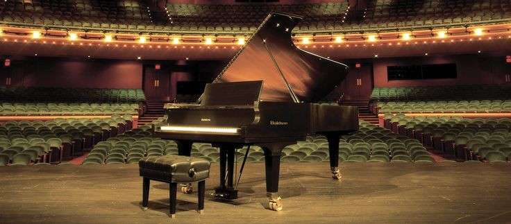 Read about the history of piano manufacturer Baldwin