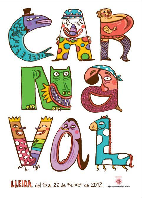 Dit weekend beginnen de eerste carnavalsoptochten. We wensen iedereen een daverend carnaval toe!