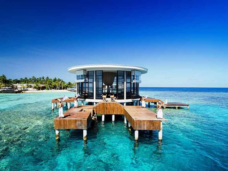 Jumeirah Dhevanafushi Resort - Maldives Hotels