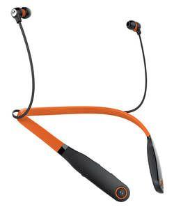 #argos #ireland Motorola Verve Life Rider Plus Neckband Headphone- Black.: Designed with IP57, Motorola VerveRide+ offers water and sweat…