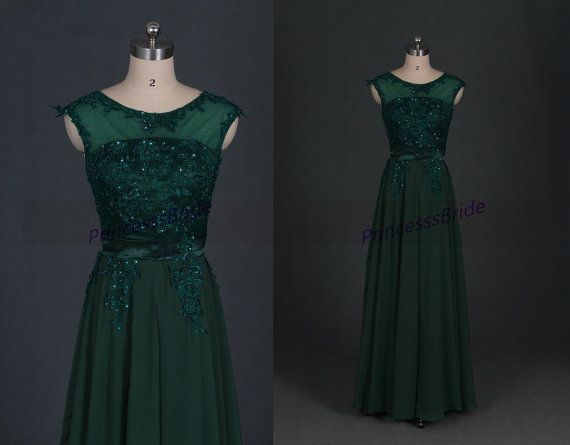 1000+ Ideas About Forest Green Dresses On Pinterest