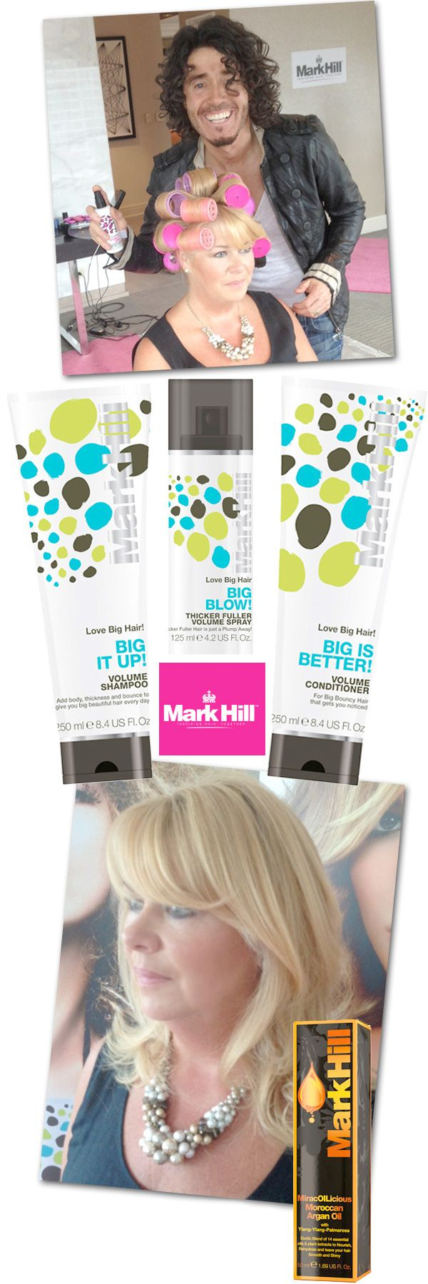 Mark Hill Hair Now in the US atWalgreens.  Big hit in the UK - now only available in the US at WALGREENS!