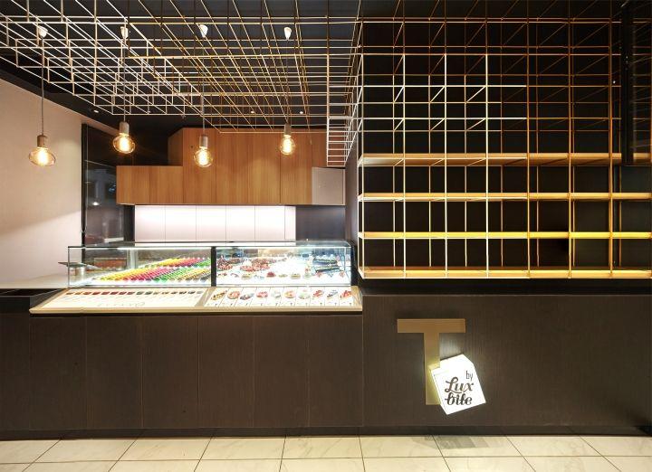 T by Luxbite Store by Weilan Lim Architects, Melbourne – Australia » Retail Design Blog