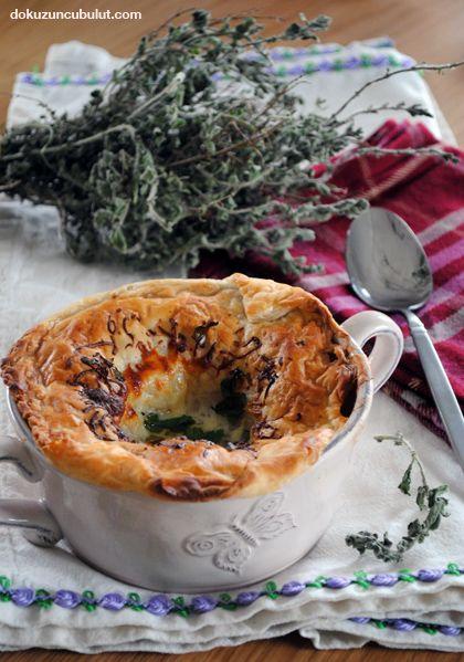 karamelize soğan çorbası