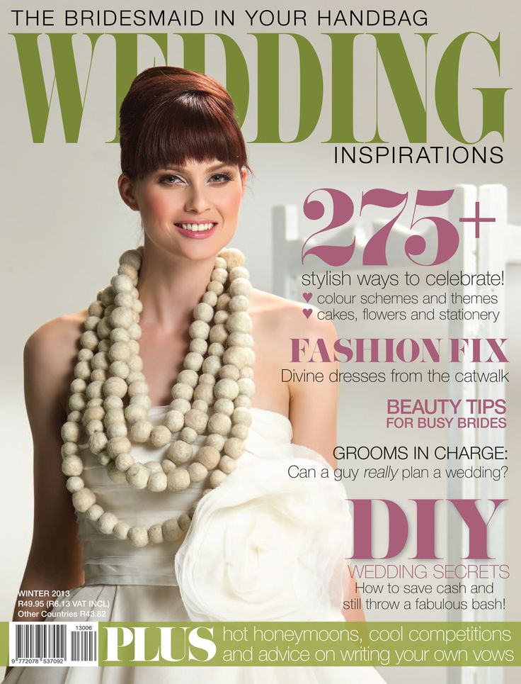 The fabulous cover for our Winter 2013 cover.
