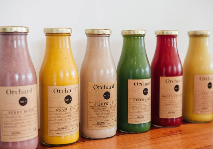 Orchard Street Cafe and Elixir Bar Bronte opens in Bondi raw food nut milk Broadsheet Sydney