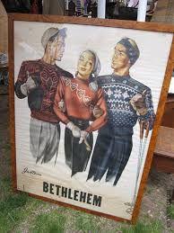 Bilderesultat for vintage ski posters