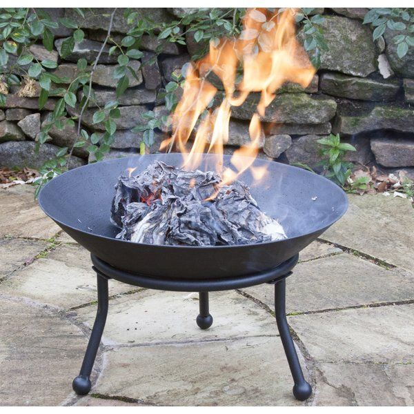 Cast Iron Charcoal Wood Burning Fire Pit Iron Fire Pit Wood Burning Fires Wood Burning Fire Pit