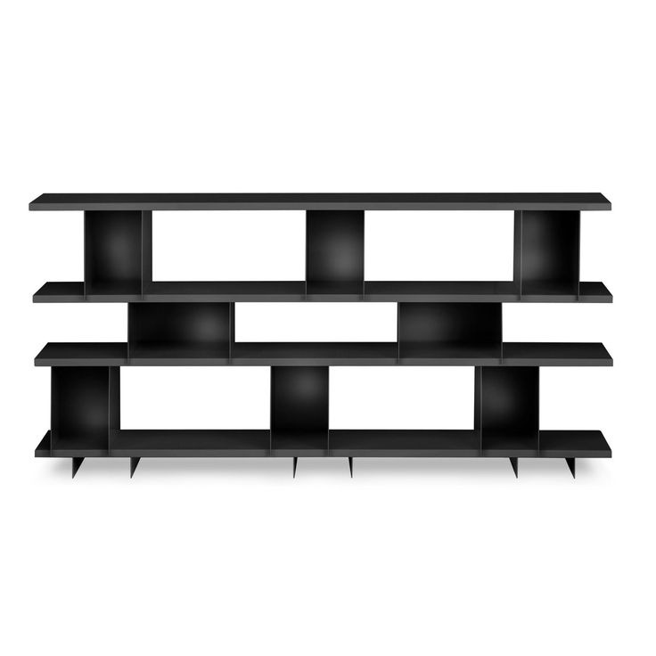 MEDIA Other Colors  Low Storage Shelves Shilf Modern Shelving   Version 1.  Modern ShelvingModern BookshelfBookshelvesModular ...