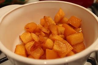 Honey Roasted Butternut Squash