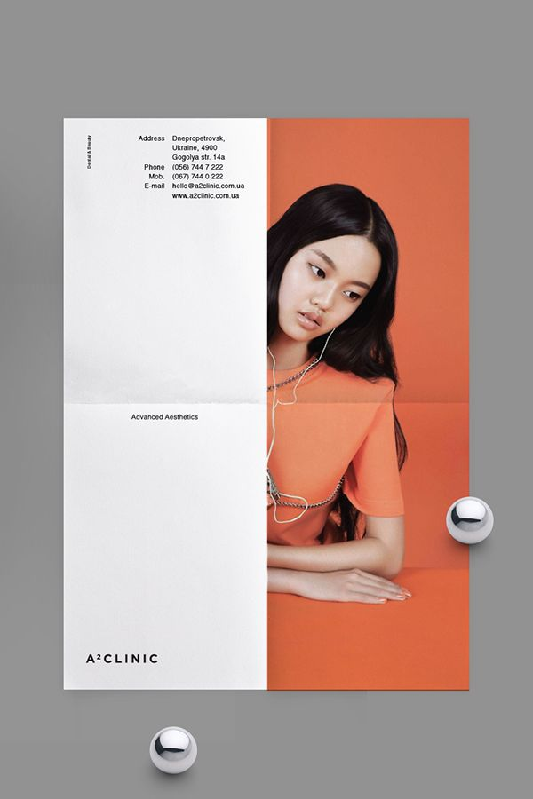 A2 Clinic on Behance