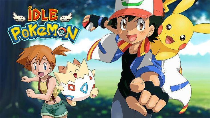 Pokemon Idle Browser Game Review Pokemon, Mode games