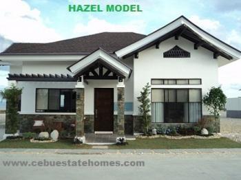 Hazel model house