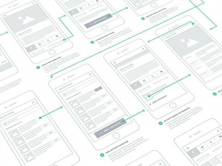 #Repost @humble_ux  Mobile app wireframes by Autumn Mariano.  Tag a friend  comment and follow @humble_ux  for more. #wireframing #digital #interface #mobile #design #application #ui #ux #webdesign #app #userinterface #photoshop #userexperience #inspiration #materialdesign #uxdesignmastery #creative #dribbble #time #behance #appdesign #sketch #designer #website #programming #art #work #concept #amazing