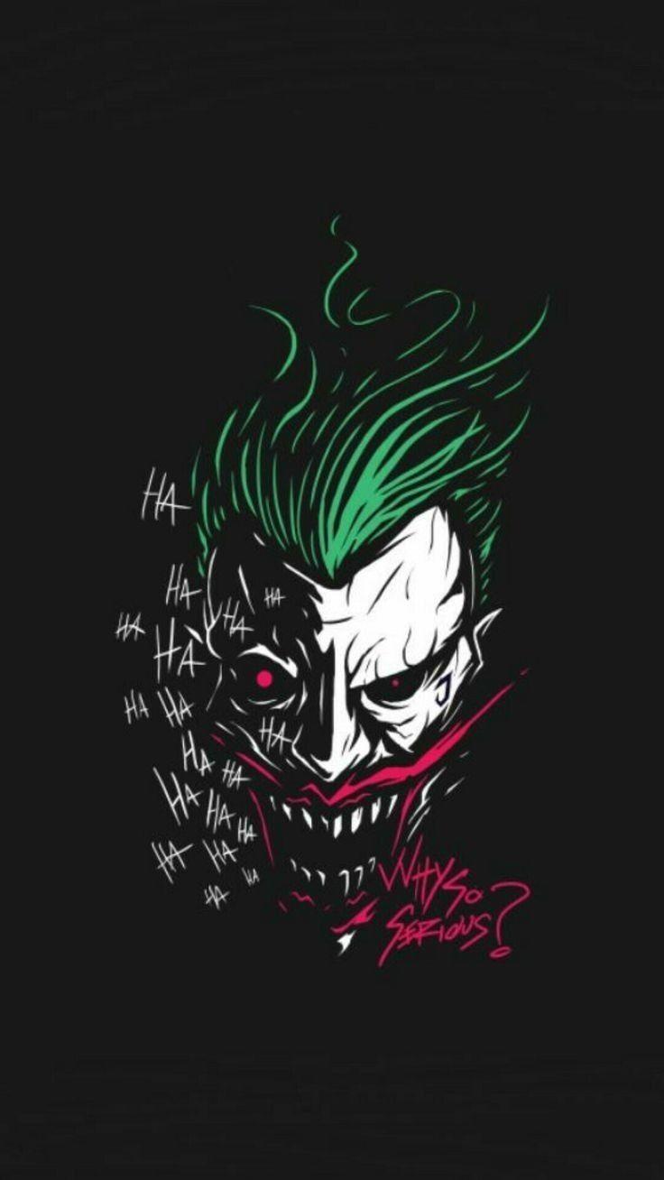 Hahahaha Joker Wallpapers Joker Comic Joker Artwork Graffiti joker joker haha wallpaper