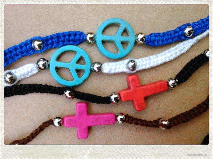 Peace & Crosses (2)