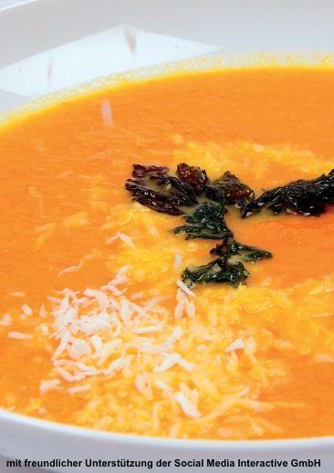 10WBC Karotten-Kokos-Suppe | 10 Weeks Body Change