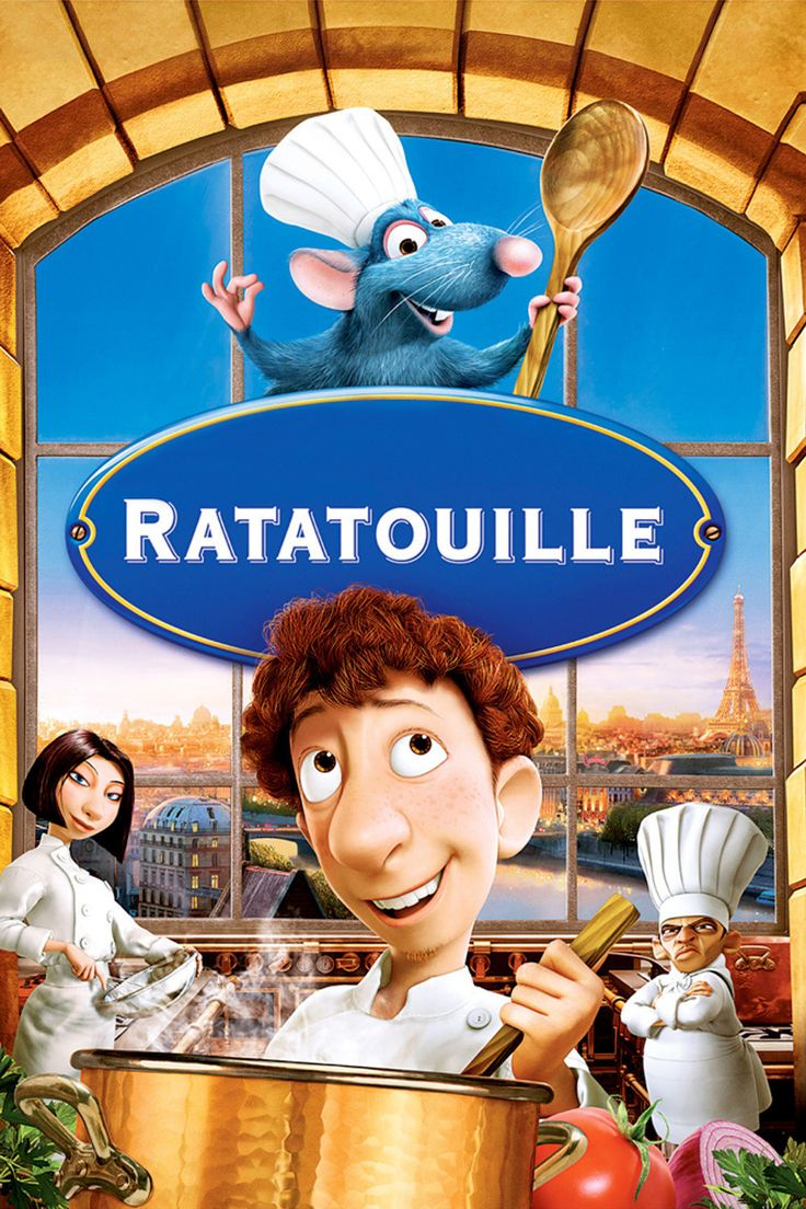 click image to watch Ratatouille (2007)