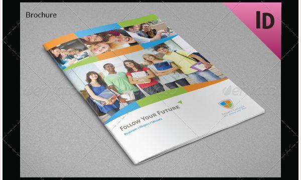 Brosur Sekolah - Educational Templates Bundle