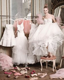 Tips for shopping for, choosing, and buying the perfect wedding dress for you and your special day.