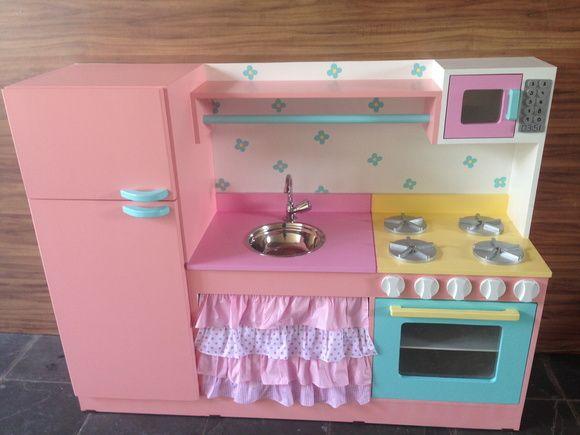 Cozinha Infantil Integrada Helena