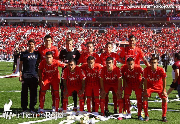 5° Fecha AFA 31 de Agosto de 2014 - Independiente 2 -  Racing Club 1