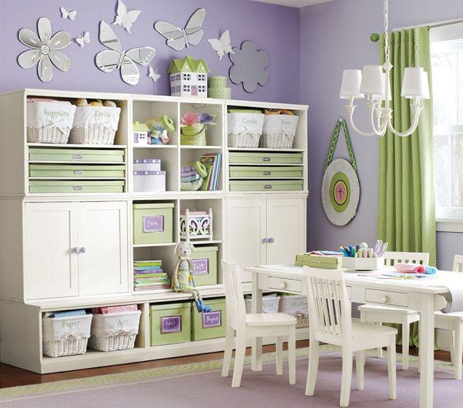 白い棚を美色コーデしたらこんなにカワイイ♡子供部屋のドレスアップ | iemo[イエモ]
