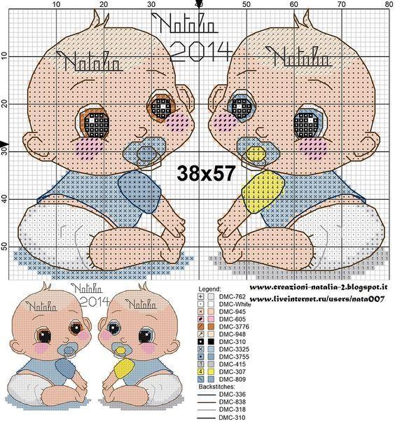 Kanaviçe İşleme Şablonları 116 - Mimuu.com