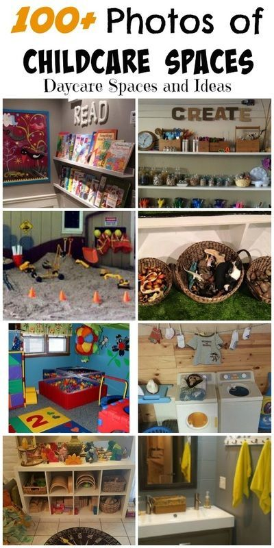 Find new ideas for your Home Daycare. Explore hundreds of photos of Childcare Spaces!