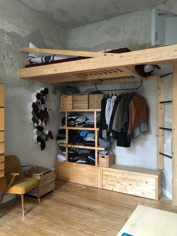 ber ideen zu kleideraufbewahrung auf pinterest organisationen schrank und organisation. Black Bedroom Furniture Sets. Home Design Ideas