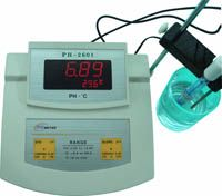 KL-2601 Bench pH/Temp Meter