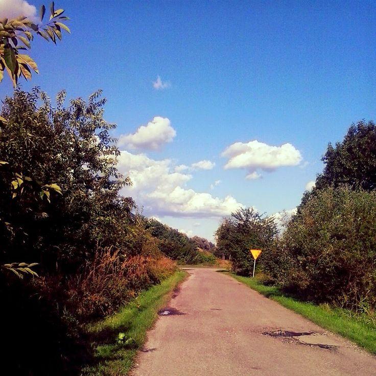 Gdzie ja, tam i blog mój...czyli zapiski z różnych stron mojego świata