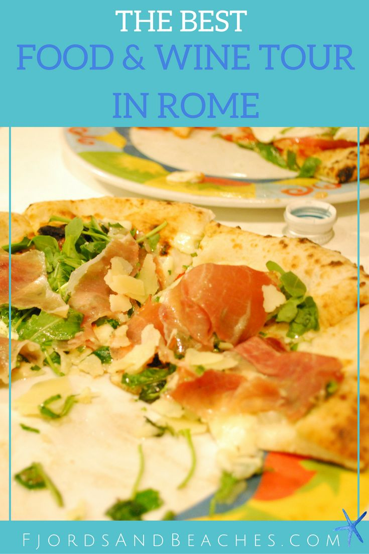 Rome food tour review. Rome walking tour review. Rome food tour with LivItaly.
