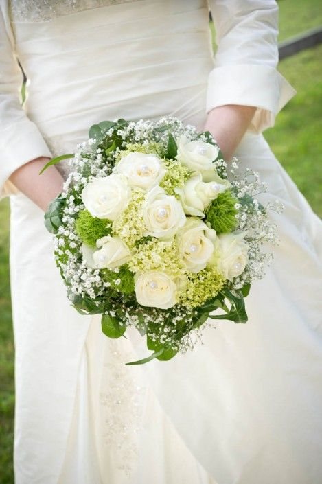 Brautstrauss Bridal Flowers Blumen Pinterest Hamburg And