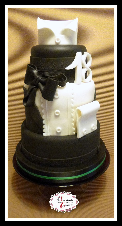 cake for 18th birthday boy