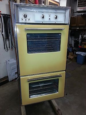 Overlapped Wall Oven Vintage Frigidaire 24 Inch Retro RBG-97K