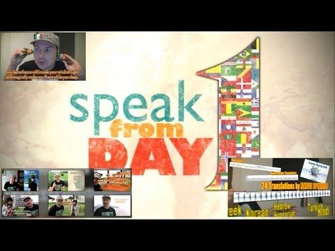The secret to learning another language quickly: Speak from day 1 - YouTube play until 2:56