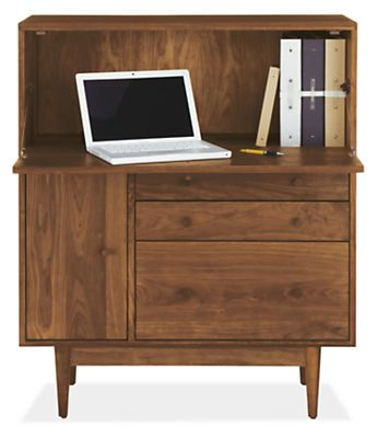 Gentil Grove Office Armoire