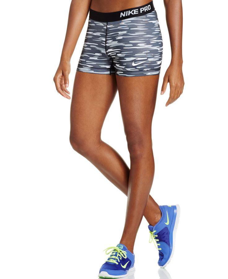 Nike Pro Haze Dri-fit Print Shorts
