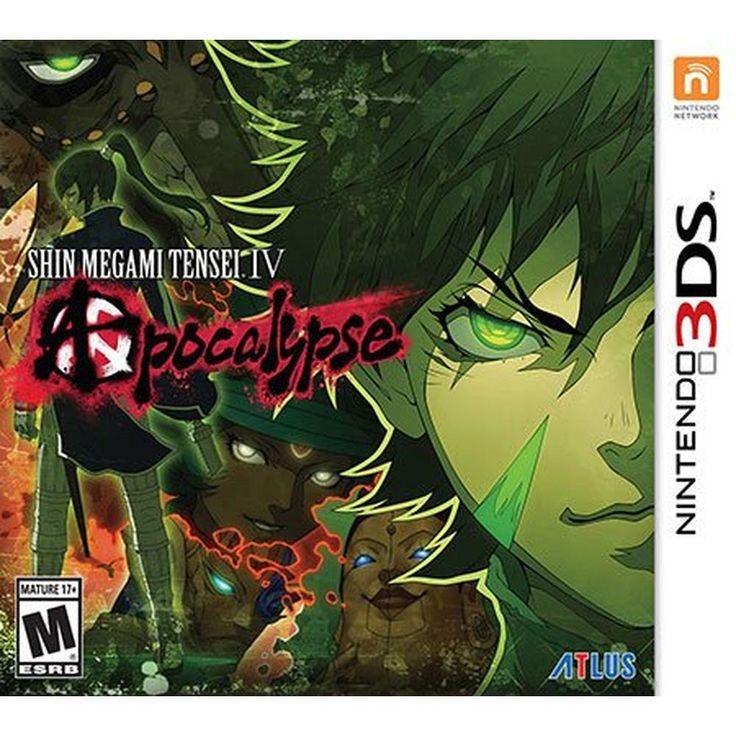 Shin Megami Tensei IV Apocalypse Nintendo 3DS