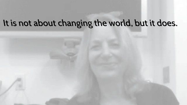 It is not about changing the world, but it does–Paula Scher by Anna Craemer