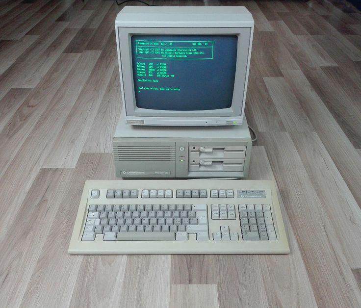 Commodore PC 20-III (1988)
