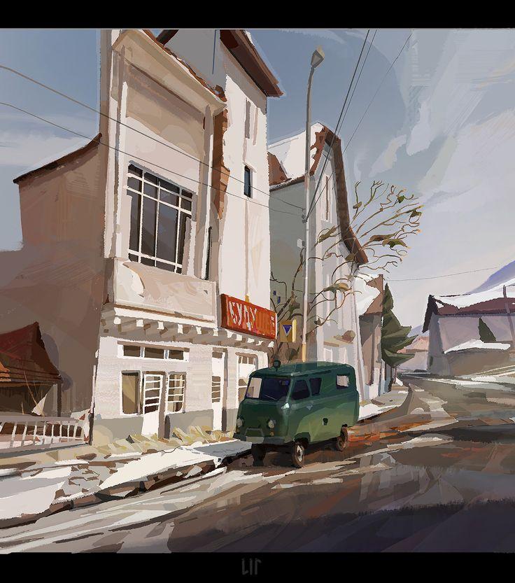 pushing reality 2, Lip Comarella on ArtStation at https://www.artstation.com/artwork/n1POO