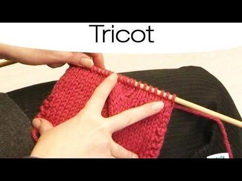 Tricot : se servir d'une aiguille à torsades