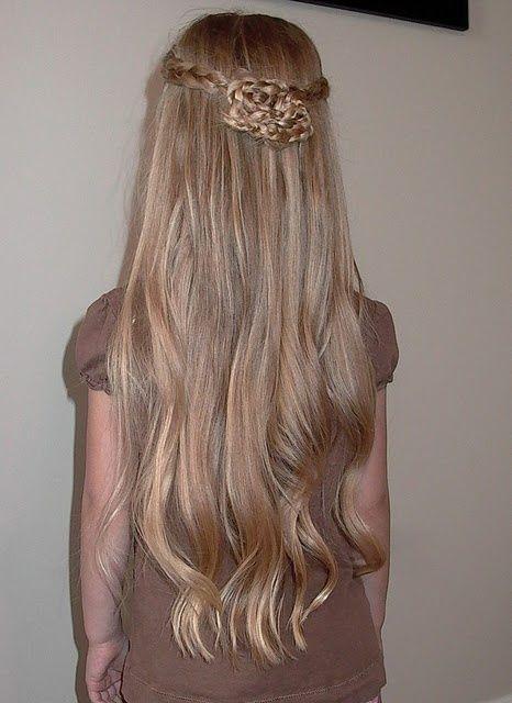 25 süße Frisuren mit Tutorials für Ihre Tochter