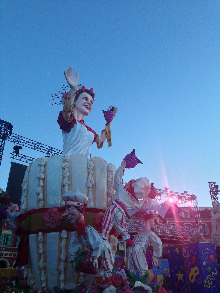 Nice Place Masséna Carnaval 2014