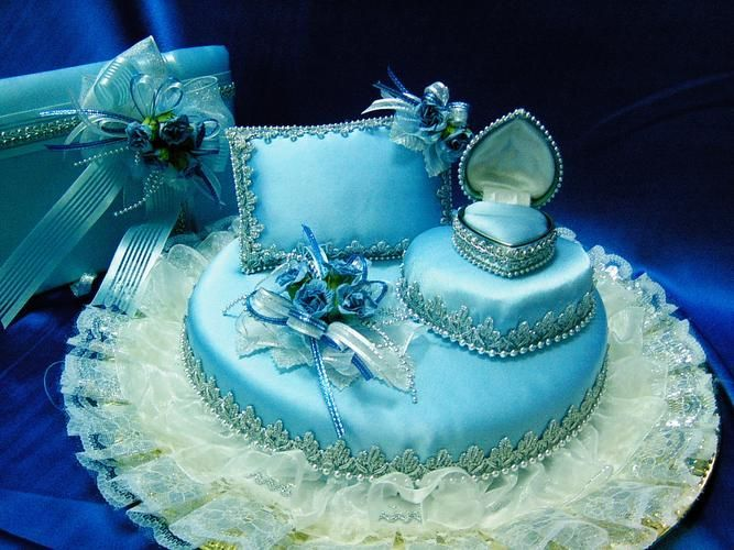 ...engagement ring decoration