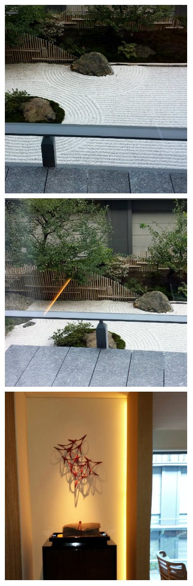 Japan, Kyoto 2015. The view from my room while staying at the Ritz Carlton, kyoto. It was so nice to look out and contemplate my days activities, very calming!